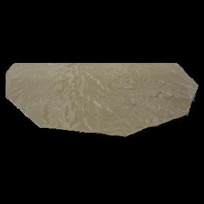 Bodenplane für Speichenradzelt 600