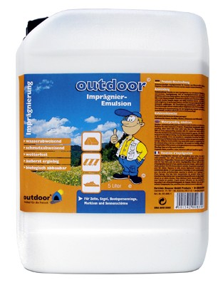 outdoor Imprägnieremulsion (10 Liter)